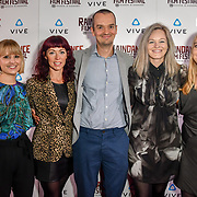 Animal Equality team Nominated attends the Raindance Film Festival - VR Awards, London, UK. 6 October 2018.