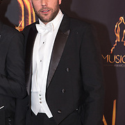NLD/Scheveningen/20180124 - Musical Award Gala 2018, Matteo van der Grijn