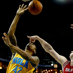 01-25-2013 Houston Rockets at New Orleans Hornets