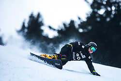POCINEK Adam (CZE) during FIS alpine snowboard world cup 2019/20 on 18th of January on Rogla Slovenia<br /> Photo by Matic Ritonja / Sportida