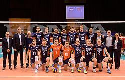 20150619 NED: World League Nederland - Portugal, Groningen<br /> De Nederlandse volleyballers hebben in de World League ook hun eerste duel met Portugal met 3-0 gewonnen / Nederland