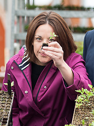 Scottish Labour leader Kezia Dugdale visits Alba Trees in Gladsmuir, East Lothian as part of the General Election campaign.<br /> <br /> © Dave Johnston/ EEm