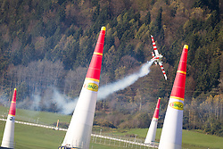 25.10.2014, Red Bull Ring, Spielberg, AUT, Red Bull Air Race, Training Session Master Class, im Bild Paul Bonhomme, (GBR) // during the Red Bull Air Race Championships 2014 at the Red Bull Ring in Spielberg, Austria, 2014/10/25, EXPA Pictures © 2014, PhotoCredit: EXPA/ M.Kuhnke