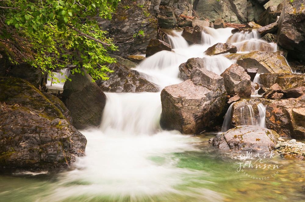 Liberty Falls, Liberty Falls State Park, Alaska