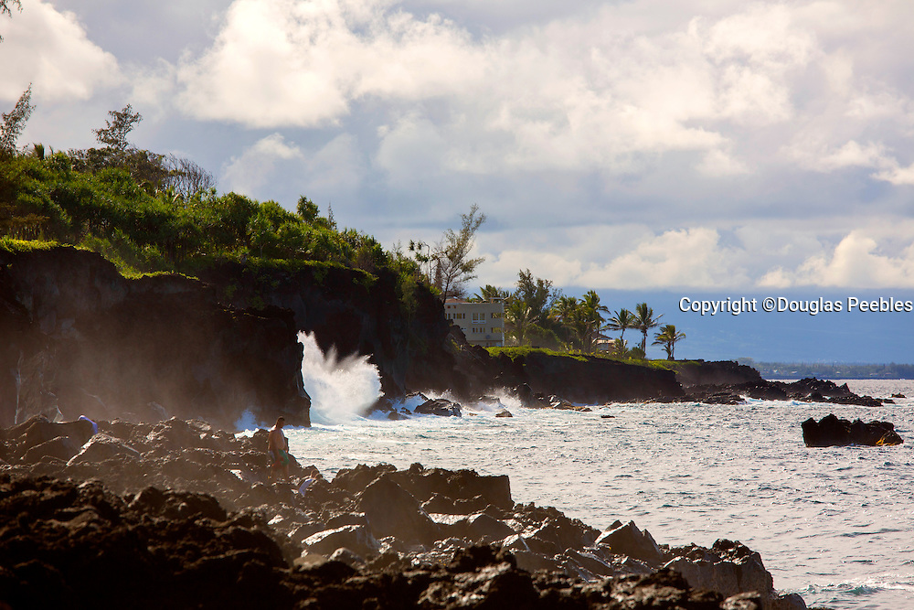 Puna Coastline, Kau, The Big Island of Hawaii