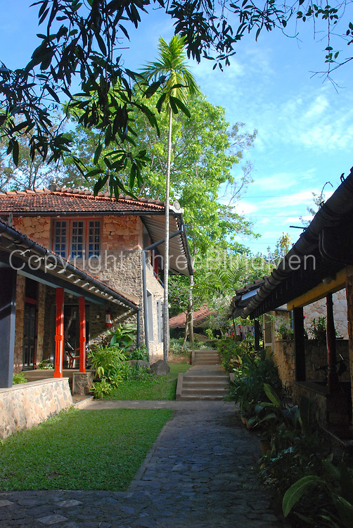 SOS Childrens Village, Galle.<br />
