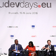 20160616 - Brussels , Belgium - 2016 June 16th - European Development Days - New financing models for a new development agenda © European Union