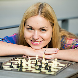 20171004: SLO, Chess - Laura Unuk, FIDE World Youth U18 Chess Champion 2017