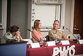 111016 _ Peace and War Center - Roundtable - Divide between military and non-military in society