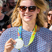 NLD/Den Haag/20160824 - Huldiging sport Rio 2016,