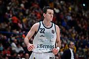 Brooks Jeff<br /> A X Armani Exchange Olimpia Milano - Pallacanestro Cantu<br /> Basket Serie A LBA 2019/2020<br /> Milano 05 January 2020<br /> Foto Mattia Ozbot / Ciamillo-Castoria