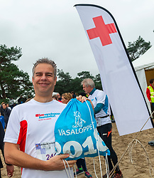31-12-2018 NED: Sylvester Businessrun, Soest<br /> The BvdGF is the charity of the annual Sylvestercross and ran with a small 40 men in the Businessrun of 8 kilometers.