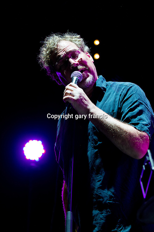 Hazmat Modine from New York play Womadelaide 2016 Music Festival held between 11 - 14 March 2016 in Adelaide, South Australia
