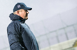 Matjaz Kek, head coach of HNK Rijeka prior to the football match between HNK Rijeka and HNK Hajduk Split in Round #15 of 1st HNL League 2016/17, on November 5, 2016 in Rujevica stadium, Rijeka, Croatia. Photo by Vid Ponikvar / Sportida