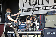 Autovein perform at Pointfest 26 at Verizon Wireless Amphitheater in St. Louis on June 6, 2010