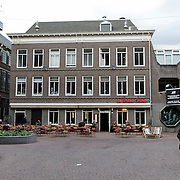 NLD/Amsterdam/20120411 - Theater de Brakke Grond Amsterdam exterieur voorzijde,