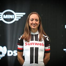 05-01-2017: Wielrennen: Presentatie Sunweb Giant: Rotterdam  <br />Leah Kirchman