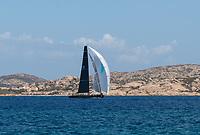 NAHITA, Rolex Maxi Cup 2017, Costa Smeralda, Porto Cervo Yacht Club Costa Smeralda (YCCS).