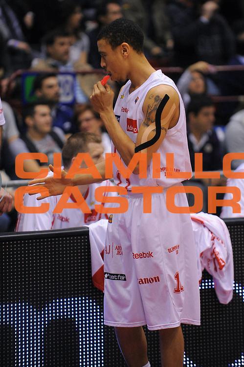 DESCRIZIONE : Milano Lega A 2010-11 Armani Jeans Milano Montepaschi Siena<br /> GIOCATORE : Ibrahim Jaaber<br /> SQUADRA : Armani Jeans Milano<br /> EVENTO : Campionato Lega A 2010-2011<br /> GARA : Armani Jeans Milano Montepaschi Siena<br /> DATA : 14/04/2011<br /> CATEGORIA : Ritratto Curiosita<br /> SPORT : Pallacanestro<br /> AUTORE : Agenzia Ciamillo-Castoria/A.Dealberto<br /> Galleria : Lega Basket A 2010-2011<br /> Fotonotizia : Milano Lega A 2010-11 Armani Jeans Milano Montepaschi Siena<br /> Predefinita :