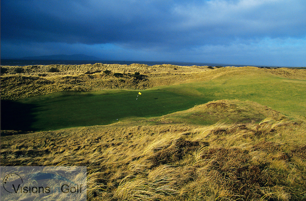 Silloth GC, England, Uk, Photo Mark Newcombe<br /> <br /> Silloth GC