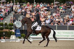 Benitez Valle Esteban, ESP, Milana<br /> European Championship Eventing<br /> Luhmuhlen 2019<br /> © Hippo Foto - Dirk Caremans