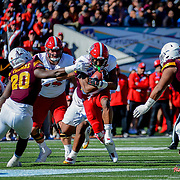 84th Annual Hyundai Sun Bowl between North Carolina State Wolfpack vs Arizona State Sun Devils, Sun Bowl Stadium, December 29, 2017