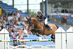 Baryard-Johnsson Malin, (SWE), H&M Tornesch<br /> Team Competition round 1 and Individual Competition round 1<br /> FEI European Championships - Aachen 2015<br /> © Hippo Foto - Stefan Lafrentz<br /> 19/08/15