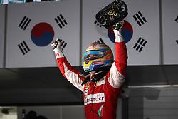 Motorsports / Formula 1: World Championship 2010, GP of Korea, 08 Fernando Alonso (ESP, Scuderia Ferrari Marlboro),
