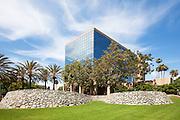 Anaheim City Hall Building