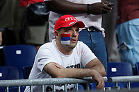 Serbia´s supporter disappointed during FIBA Basketball World Cup Spain 2014 final match between United States and Serbia at `Palacio de los deportes´ stadium in Madrid, Spain. September 14, 2014. (ALTERPHOTOSVictor Blanco)