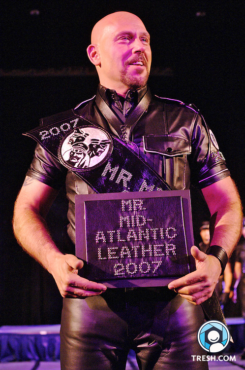 Mr. Mid-Atlantic Leather 2007, Gary Samuels