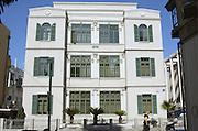 Building in Echad Haam street, Tel Aviv