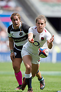 Twickenham, United Kingdom,  2nd June 2019, Quilter Cup, England Women v Barbarians Women, played at the RFU Stadium, Twickenham, England, <br /> © Peter SPURRIER/Intersport Images,<br /> <br /> 14:19:36  02/06/2019