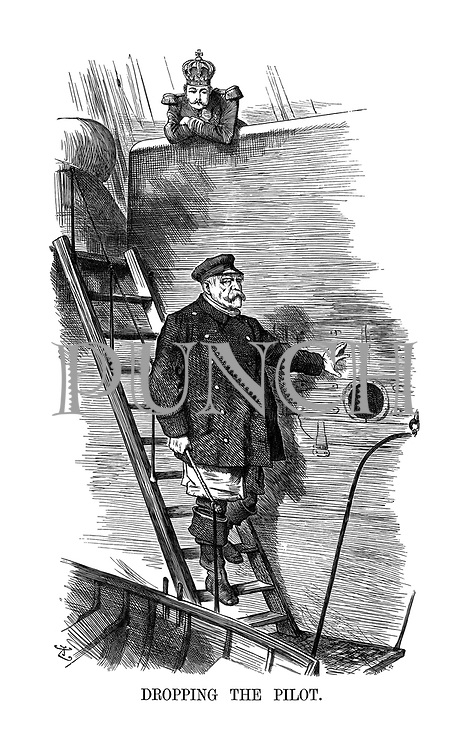 Dropping the Pilot.