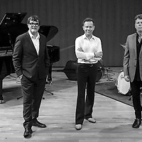 Dominic Alldis Jazz Trio;<br /> Birley Arts Centre;<br /> Eastbourne, East Sussex;<br /> 13th September 2016<br /> <br /> © Pete Jones<br /> pete@pjproductions.co.uk Dominic Alldis on piano,<br />