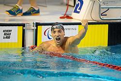MORLACCHI Federico ITA at 2015 IPC Swimming World Championships -  Men's 200m Individual Medley SM9