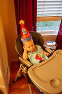 Jake Shankman First Birthday