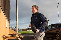 Bristol Bears Women head coach Kim Oliver arrives - 2019 - RUGBY - Shaftesbury Park - Bristol, England - Bristol Bears Women v Gloucester-Hartpury Women - Tyrrells Premier 15s