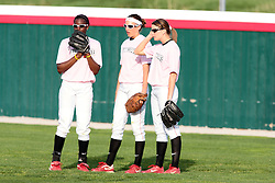 13 April 2010: Outfileders. The Illini of Illinois knock off the Illinois State Redbirds 5-1 on the campus of Illinois State University in Normal Illinois.