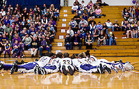 NHIAA Class M semi final girls basketball Mascoma versus Conant at SNHU March 6, 2010.