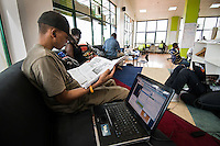 Nairobi's iHub, an open space for techies, investors, entrepreneurs and hackers, opened late 2010, and is one of Africa's most well established innovation hubs. It now has its own research arm, consulting arm, and is opening a UX (user experience) lab soon.
