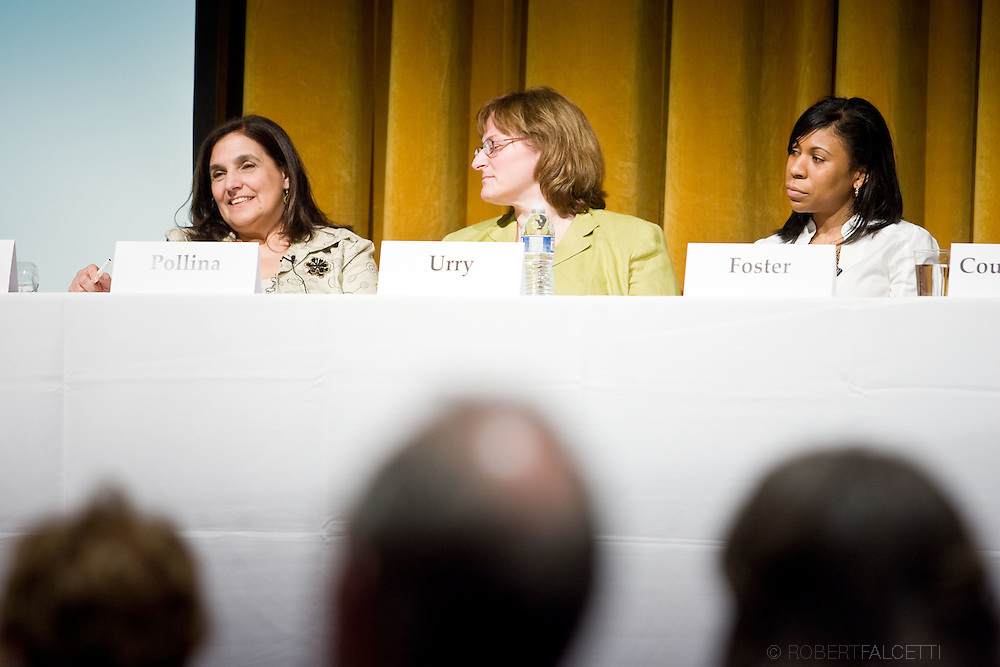 APR 24-26, 2009: The Westover School Founders Weekend. Panel discussion- Educate Women: Change the World. Alumnae and faculty celebrated the school's 100th birthday at the Westover School in Middlebury, Connecticut. ...