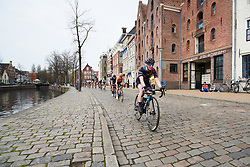 Alice Barnes (GBR) at Healthy Ageing Tour 2018 - Stage 5, a 94.3 km road race in Groningen on April 8, 2018. Photo by Sean Robinson/Velofocus.com