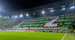 20.10.2016, Weststadion, Wien, AUT, UEFA EL, SK Rapid Wien vs US Sassuolo Calcio, Gruppe F, im Bild // during a UEFA Europa League, group F game between SK Rapid Wien and US Sassuolo Calcio at the Weststadion, Vienna, Austria on 2016/10/20. EXPA Pictures © 2016, PhotoCredit: EXPA/ Sebastian Pucher