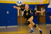 Rowan College at Gloucester County Women's Volleyball vs Passaic CCC - 3 October 2015