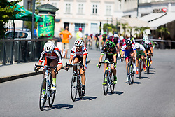 Cycling race On the streets of Kranj 2016, on July 31, 2016 in Kranj centre, Slovenia.  Photo by Ziga Zupan / Sportida