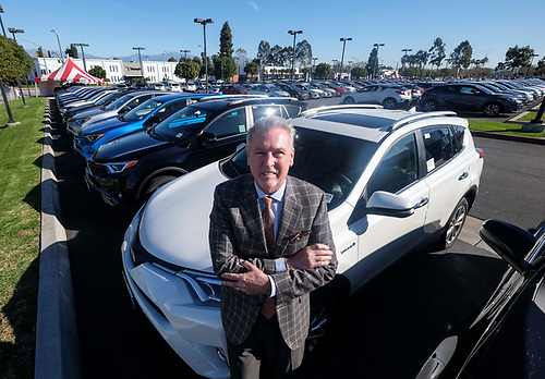 Nick Cardin, General Manager Of Puente Hills Toyota/Scion In City Of  Industry.