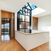 Interiors of modern apartment