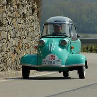 1959 Messerschmitt KR 200, Seiberer Bergpreis Weissenkirchen Austria 2005