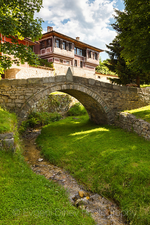 Stone bridge in Koprivshtitsa